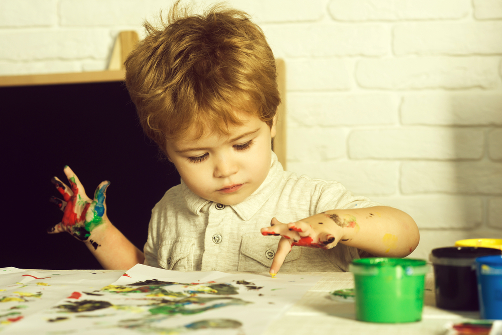 Discover your child's special talents