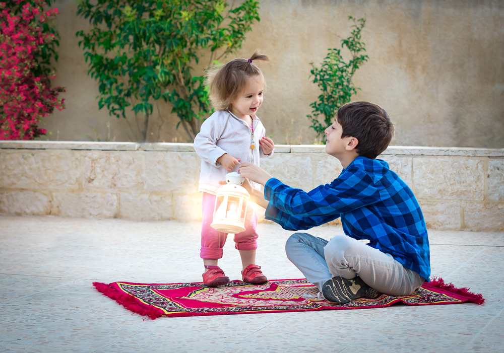 10 Easy ways to Prepare Children for Eid's Busy Schedule