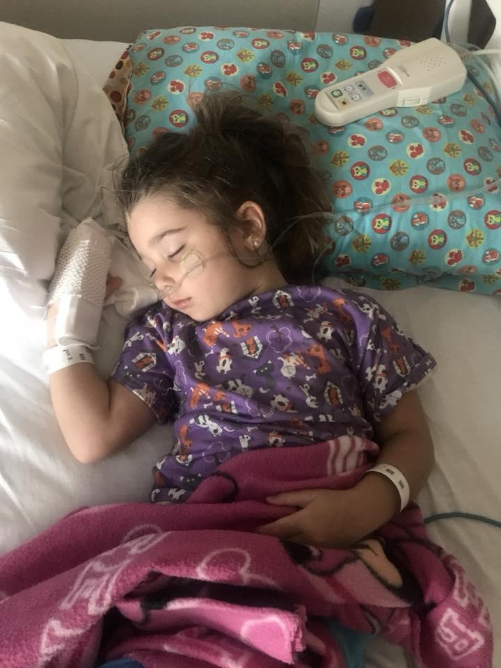 لعبة سباحة بسيطة أدخلت ابنتي المستشفى!