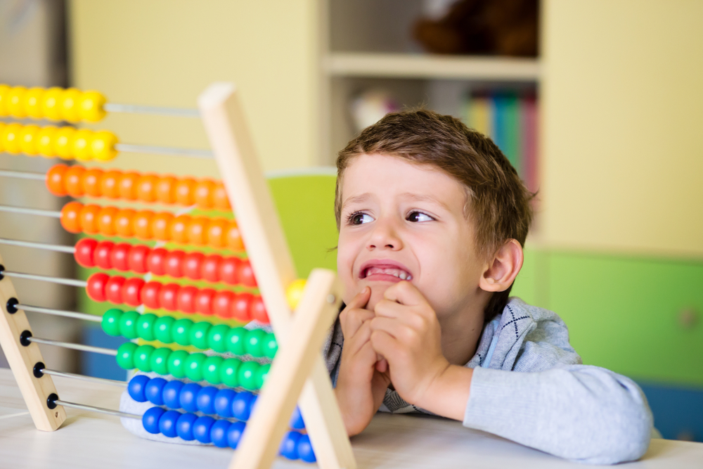 How can you support your child with Dyscalculia?