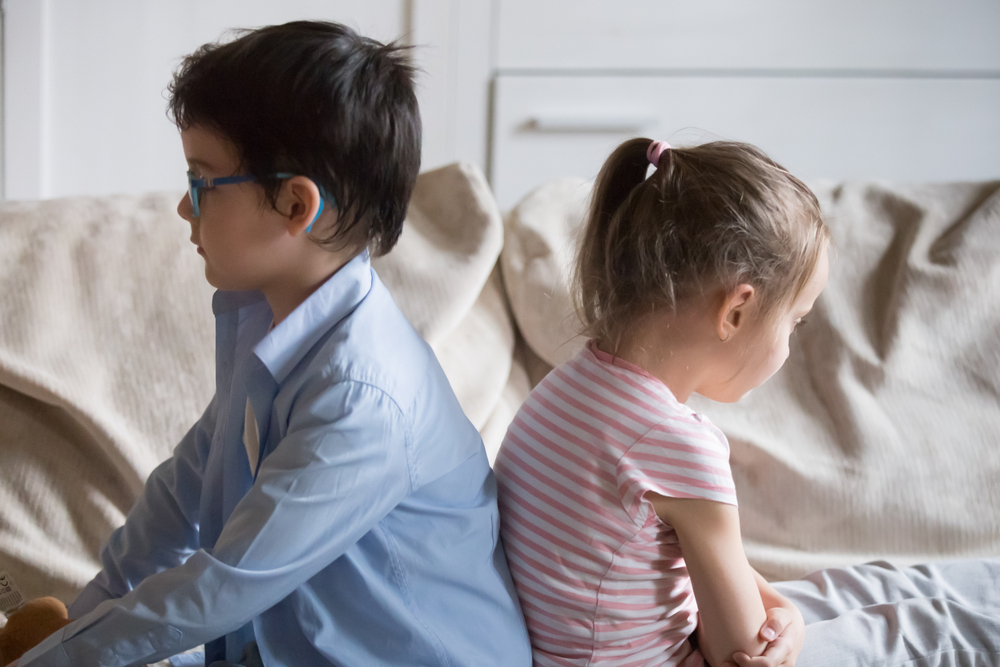8 tips to deal with sibling fights at home