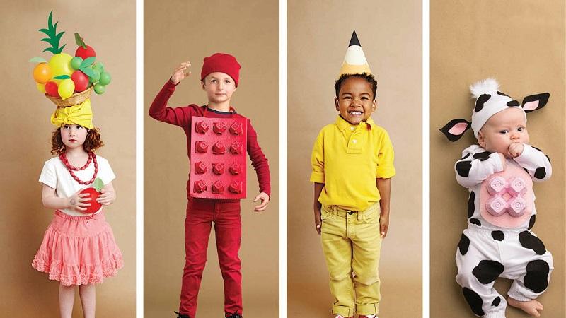 7 أفكار لأزياء الهالوين لأطفالك هذا العام