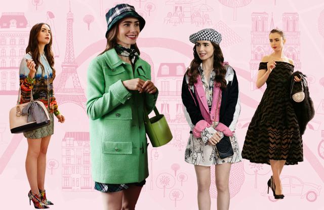 استلهمي من إطلالات إيميلي في باريس هذا الخريف