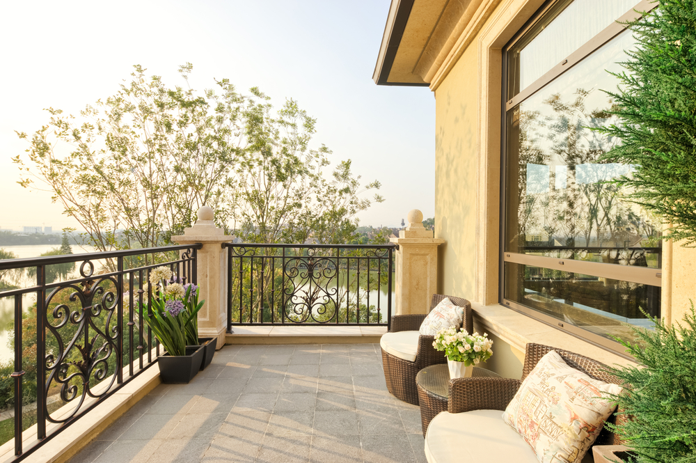 Beautiful Balconies: Inspirational ideas for decorating your outdoor space