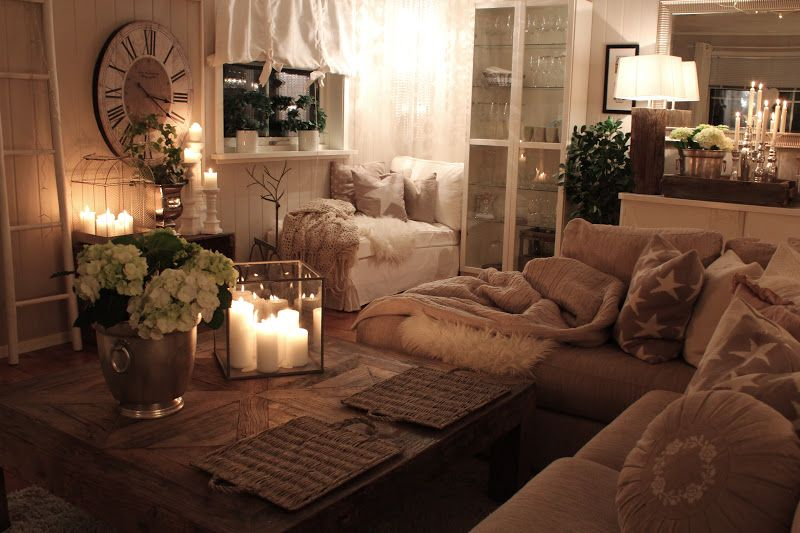 Make your living room cozier with these simple touches