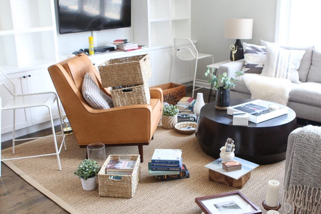 A simple guide to decluttering your spaces