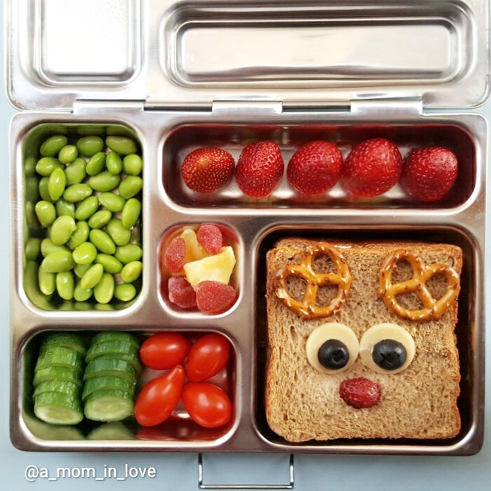 Rudolph Lunchbox for Christmas