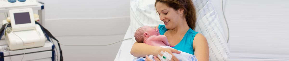 الأم الجديدة: معلومات تحتاجينها لرعاية نفسك بعد الولادة