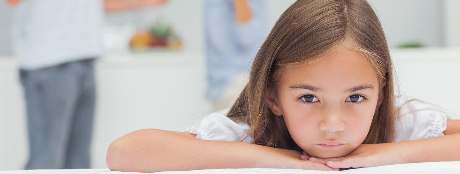 أفضل طريقة لإخبار أطفالكم عند حدوث الطلاق