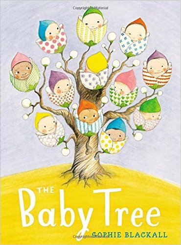 The Baby Tree story for kids