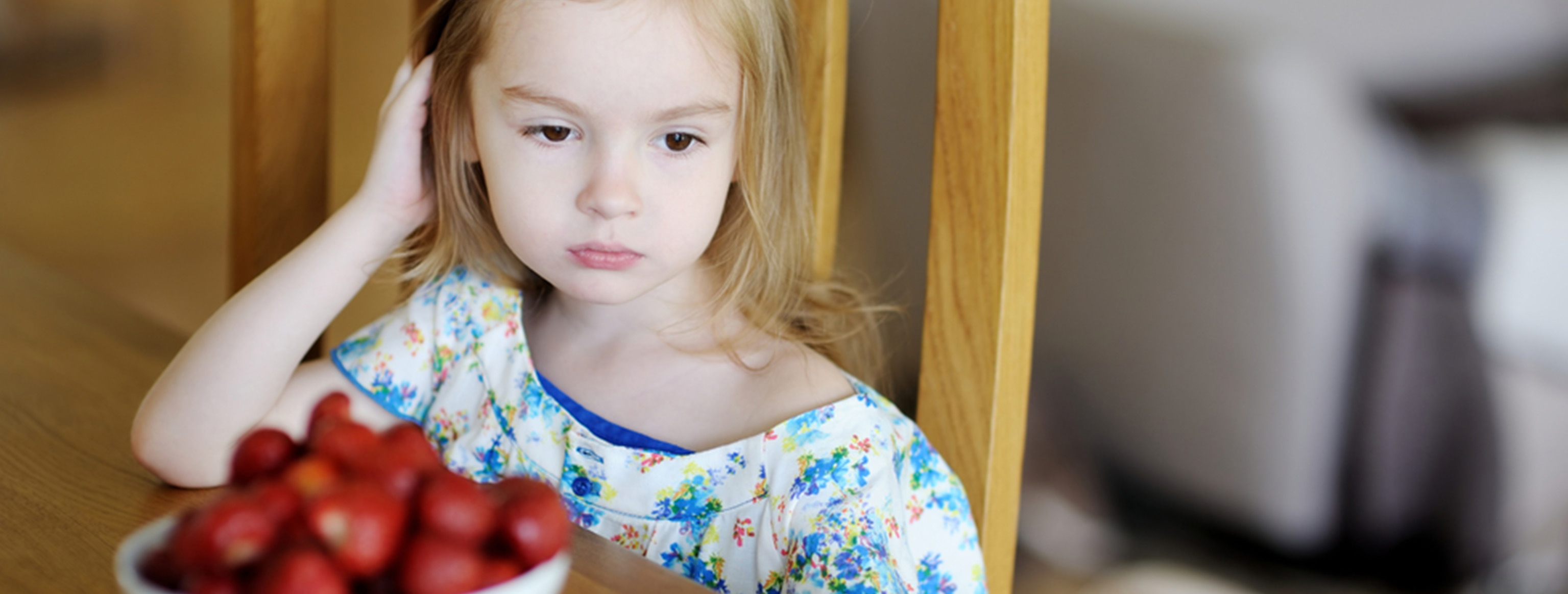 السبب الذي قد يجعل طفلك انتقائي في الأكل