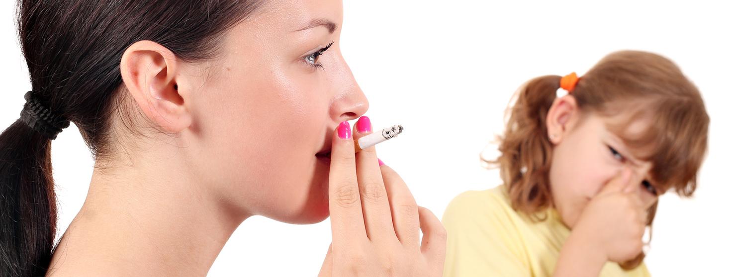 Hazards of Smoking around Kids