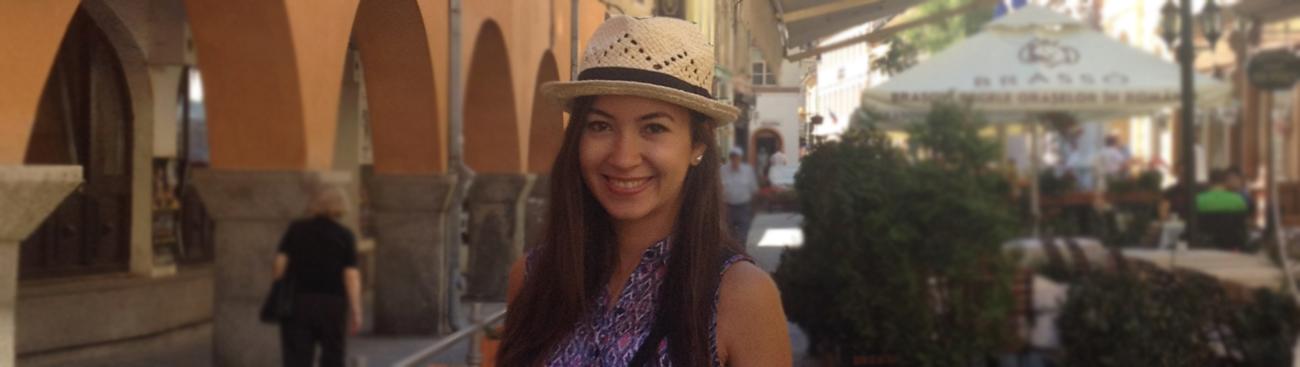 Meet our food blogger: Lara Samawi