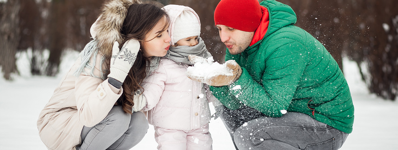 5 Tips for traveling with your kids in winter