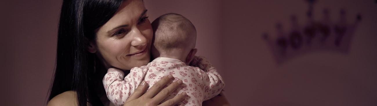 جعل الرضاعة في الليل وقتاً تتطلعين لقضائه مع طفلك