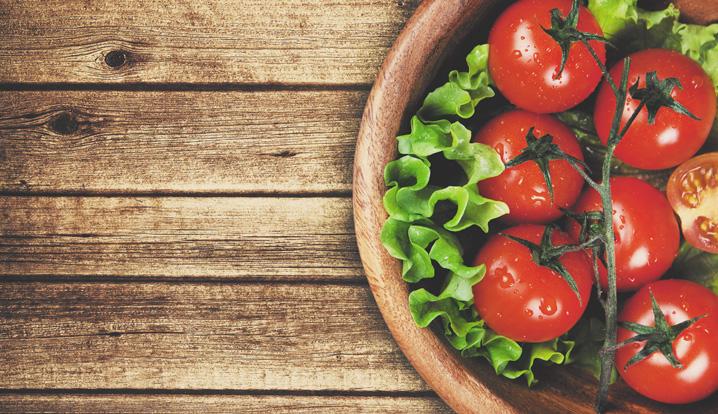 التناول الذكي للأطعمة الطبيعيةوالعضوية:القيام باختيارات أفضل