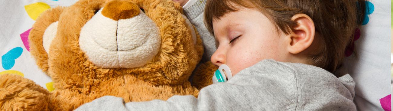 نوم الأطفال الصغار (من عمر ١-٣ سنوات)