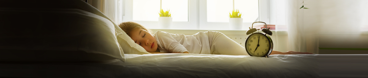 Winter time and your child's sleep schedule
