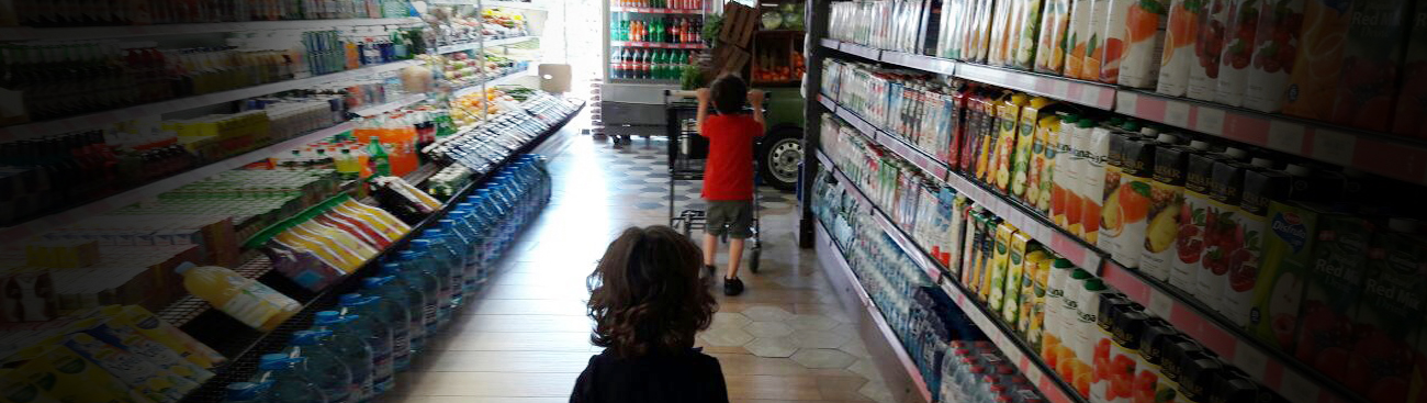 A Trip to the Supermarket with your Kid