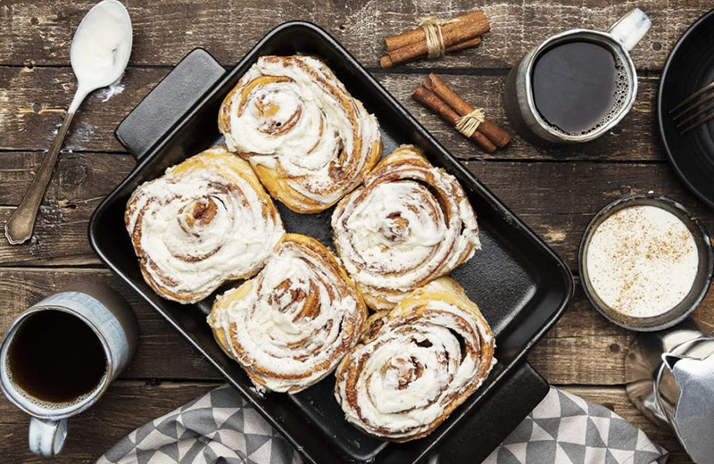 How to Make delicious Cinnamon Rolls ?