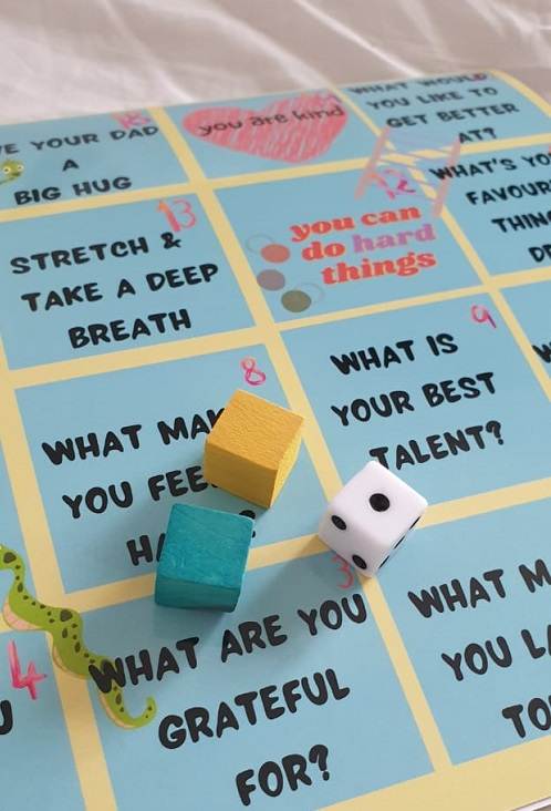 one of the growth mindset games