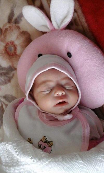 صورة الطفلة يارا