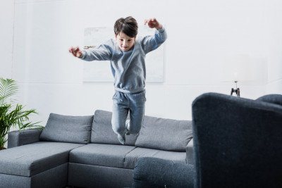 7 Ways to Deal with an Overactive Child