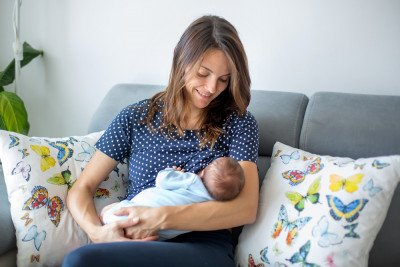 18 Moms telling their stories with extended breastfeeding