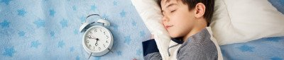 Back to school: Adjusting sleep schedule for children