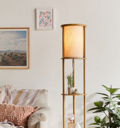 9 Unique lamps to add light to your life