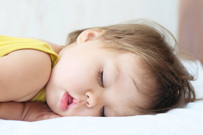 4 Tips and tricks to help your child sleep through the night