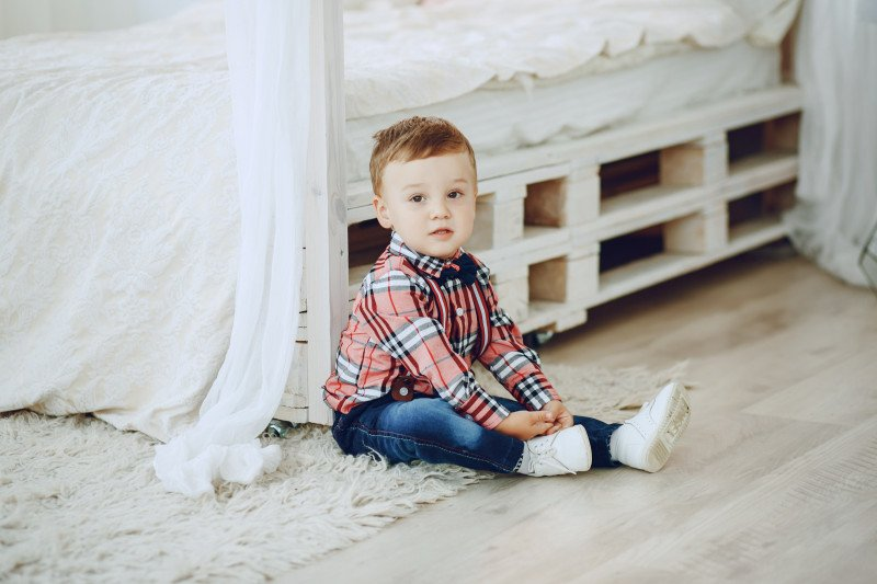 Track my development: Toddlers 18-24 months