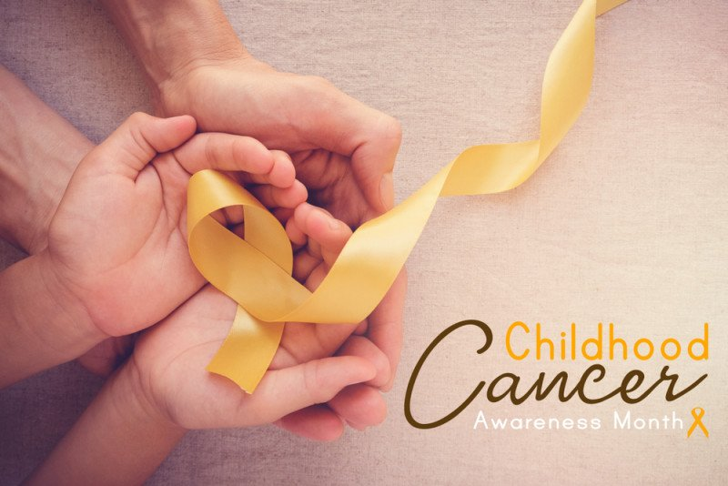 Childhood Cancer Awareness Month: Signs & Symptoms to look out for