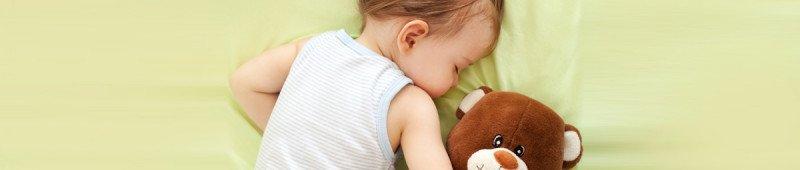 نوم الأطفال في عمر ٦-٩ أشهر