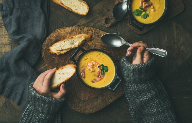 Hearty autumn dishes to feed your soul
