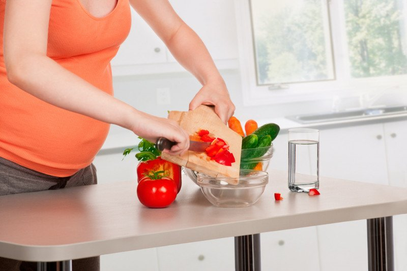 Your guide to a healthy diet during pregnancy