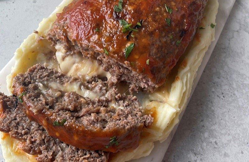 طريقة عمل رغيف اللحم (Meatloaf)
