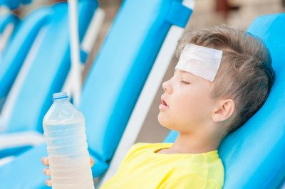Heat-related illnesses: signs and ways to keep children safe