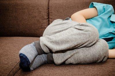 الإسهال والنزلات المعوية عند الأطفال الصغار