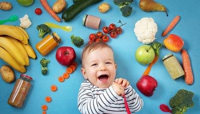 وصفات طعام للأطفال الرضع فوق 7 أشهر