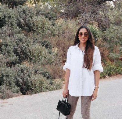 9 قطع أساسية من مدونة الأزياء فرح سالم لربيع 2021