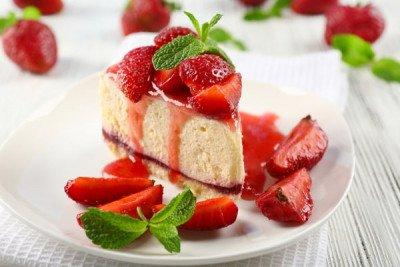 4 وصفات حلويات للكيتو دايت