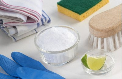 7 حيل واستخدامات مبتكرة للبيكنج صودا لنظافة المنزل