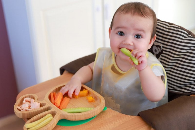 Baby-led weaning: A revolutionary method