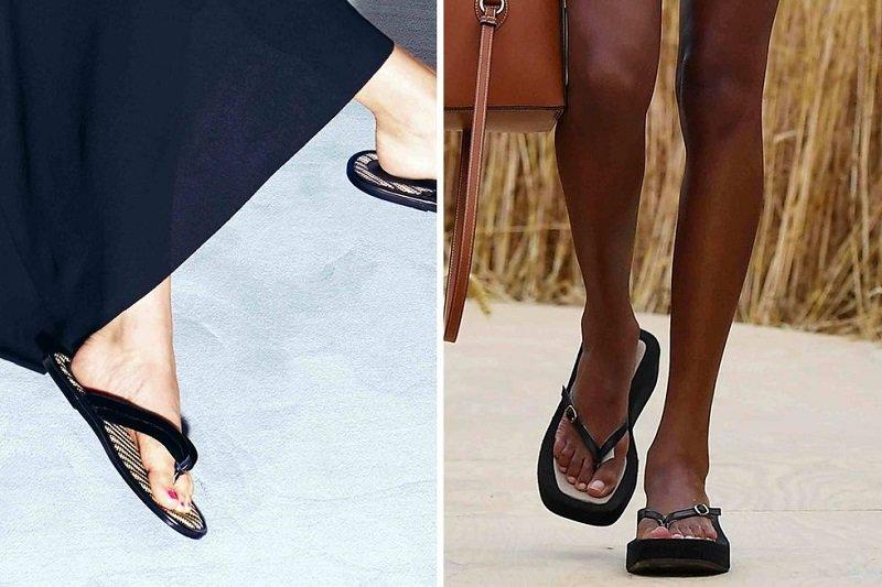 آخر صيحات الأحذية لربيع وصيف 2021