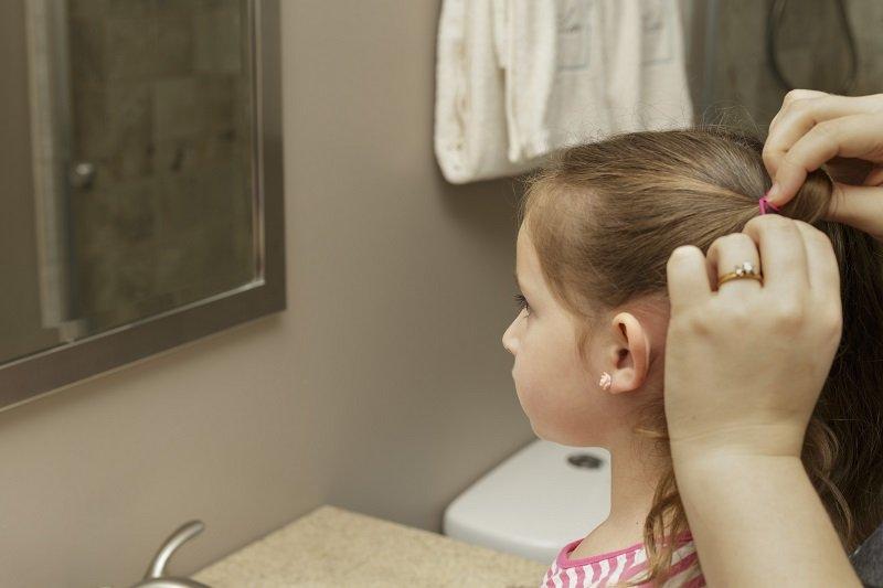 6 أفكار لتسريح شعر الفتيات الصغيرات للمناسبات المختلفة