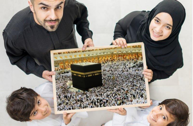 أعدّي طفلكِ لرحلته الإيمانية الأولى إلى مكة