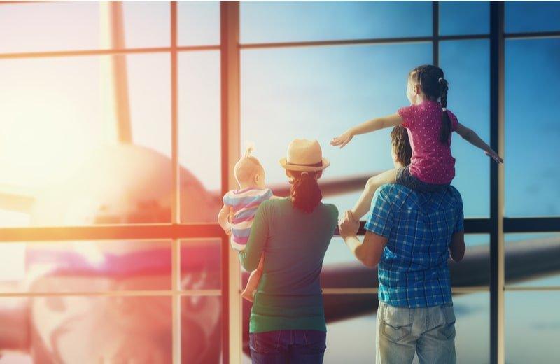 4 طرق لتحافظي على صحة عائلتك في السفر