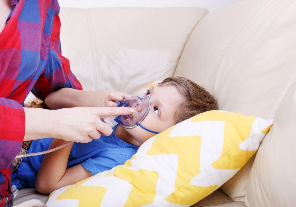 التهاب القصبات الهوائية عند الأطفال: التشخيص والعلاج
