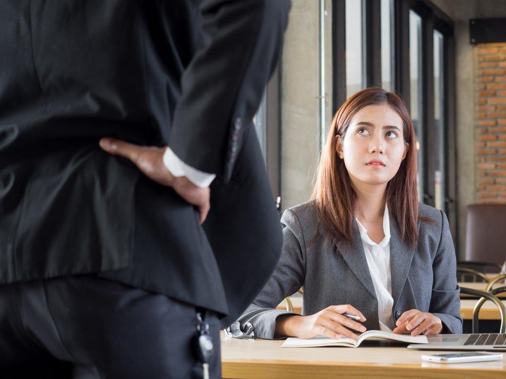 عندما يكون مديرك في العمل مزاجي، كيف الخلاص؟